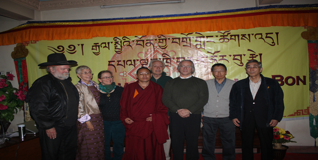 International Symposium on Bon Triten Norbutse Monastery, Kathmandu 10–11 December 2012