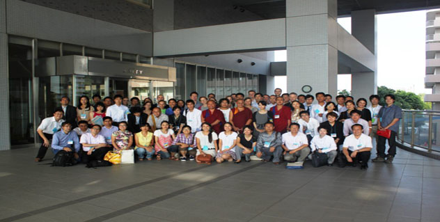 the 3rd International Seminar of Young Tibetologists Kobe in Japan